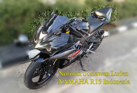 R15 modif headlamp R25-2