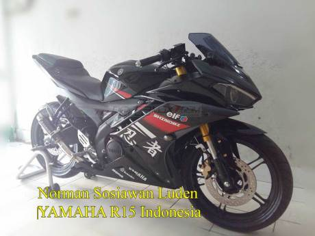 R15 modif headlamp R25