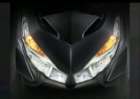Lampu-new-vario-techno-150-LED-Dual-Keen-Eyes