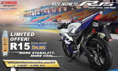 booking-online-Yamaha-R15-special-edition-sok-belakang-Ohlins