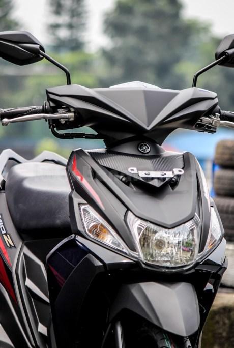 Yamaha-Mio-Z-tampak-depan