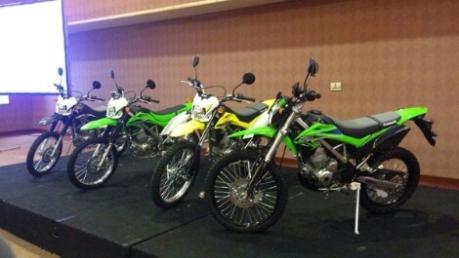 Kawasaki-KLX