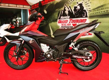 All-New-Honda-Supra-GTR150-Launching-di-Kalimantan