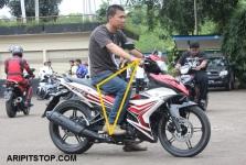 ergonomi Yamaha Mx king