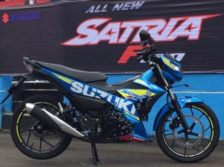 Suzuki-Satria-F150-Injeksi-2016