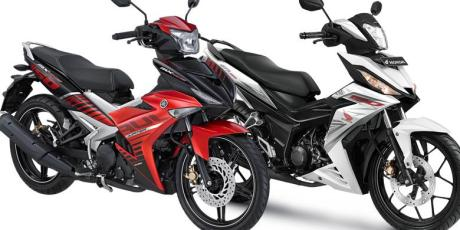 komparasi-Yamaha-Mx-king-150-vs-Honda-supra-GTR150