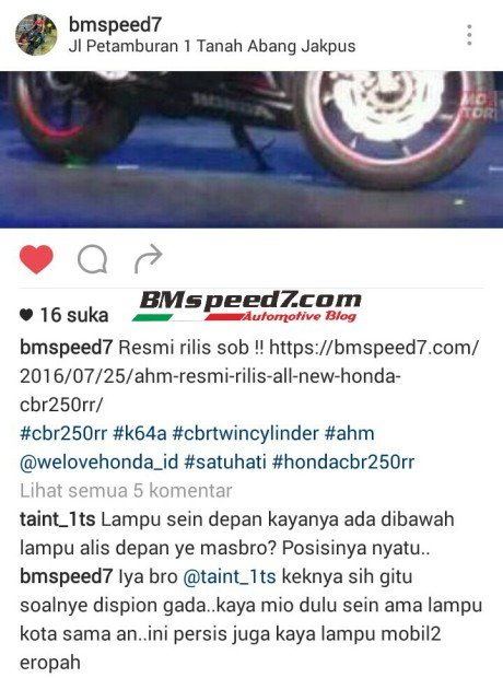 lampu-sein-Honda-CBR250RR