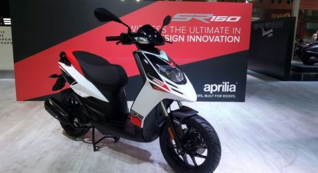 Aprilia-SR150-Front-white-tampak-depan-BMspeed7.com_