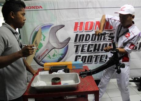 kompetisi-mekanik-honda
