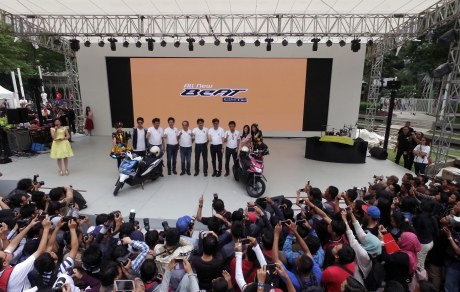 new-Honda-Beat-esp-central-park-jakarta