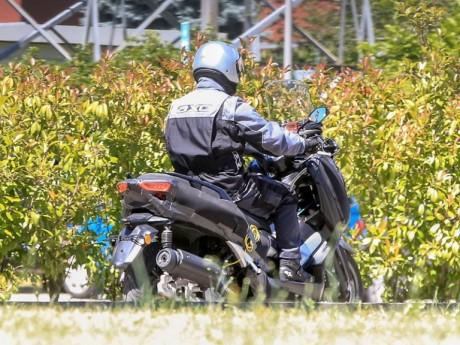 Spyshot Yamaha XMAX 250