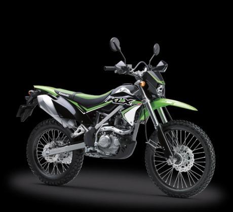 KLX150bf-SE-green