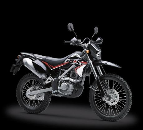 KLX150bf-SE-black