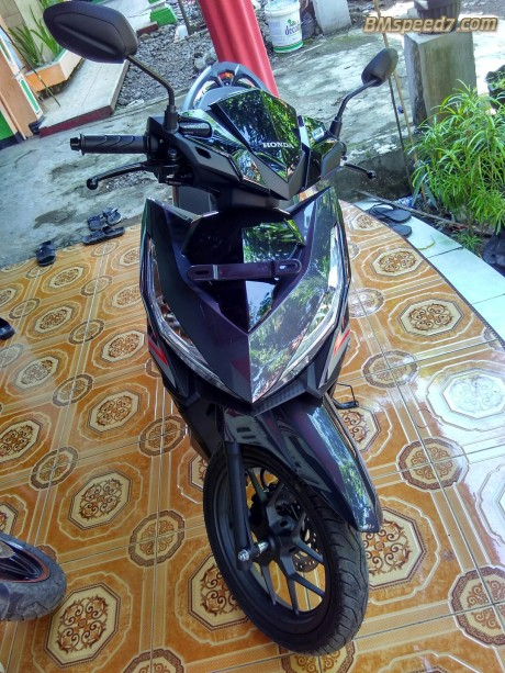 All New Honda Vario 150 2016