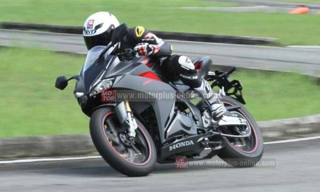 Tes All New Honda CBR250RR By MotorPlus tembus 167 Kpj