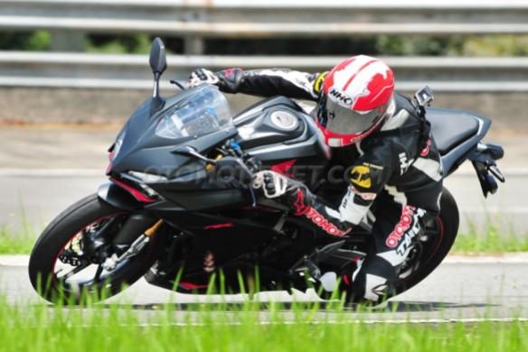 Tes All New Honda CBR250RR By Otomotifnet