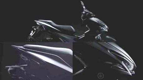 Teaser Yamaha NVX 150