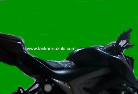 Penampakan Suzuki GSX-S150 By Laskar Suzuki