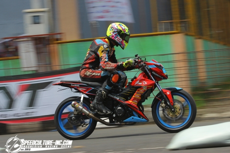 Boy Arby Kawahara Racing