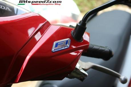 Emblem Logo Fi Honda Rawan Di Curi... Kenapa Harus Emblem Fi Honda?? Berikut Penjelasanya...