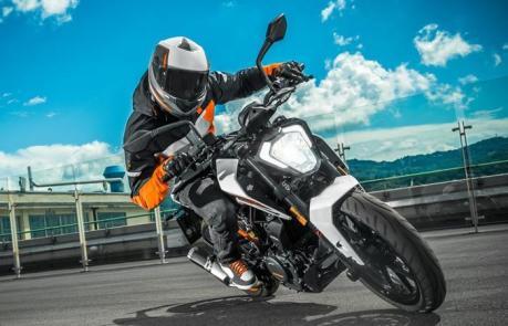 KTM Duke 250 2017