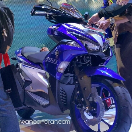 Headlamp LED Yamaha Aerox 155 2017