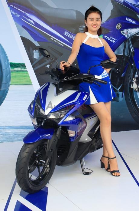Yamaha-NVX-155-versi-Vietnam