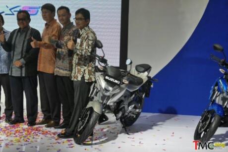Perilisam Suzuki GSX-R150 & GSX-S150