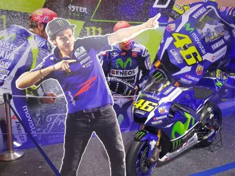 Yamaha M1 Rossi
