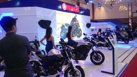 Yamaha MT Series at IMOS 2016