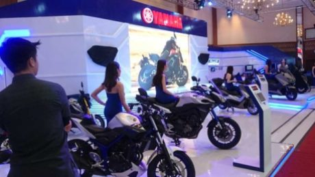 Yamaha MT Series at IMOS 2016