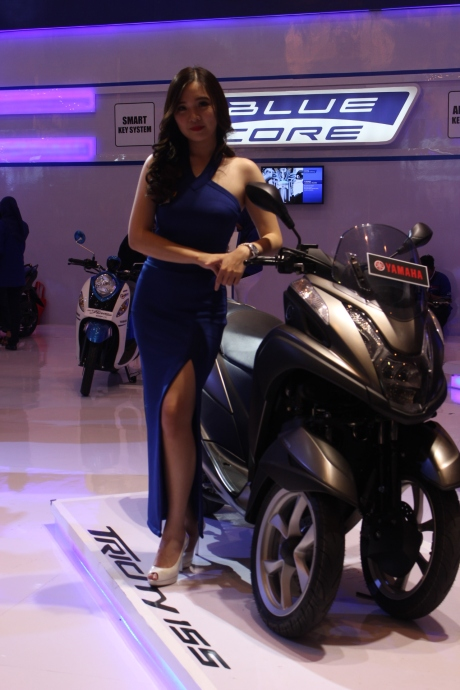 Yamaha Rilis Tricity 155