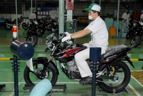 Seperti ini wujud Honda Tiger 200 Terakhir Diproduksi